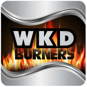 WKD Burners - Custom Designed Hand Crafted